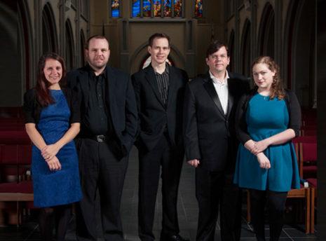 Cecilia Concerts | Halifax, Nova Scotia | Helios Vocal Ensemble