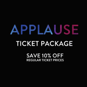 Cecilia Concerts | Halifax, Nova Scotia | Applause Ticket Package