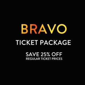 Cecilia Concerts   Halifax, Nova Scotia   Bravo Ticket Package