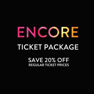Cecilia Concerts   Halifax, Nova Scotia   Encore Ticket Package