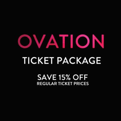 Cecilia Concerts   Halifax, Nova Scotia   Ovation Ticket Package