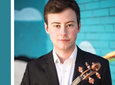Cecilia Concerts | Halifax, Nova Scotia | YAS Quartet with Artem Kolesov