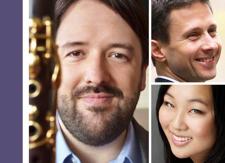 Cecilia Concerts | Classical Music | Halifax, Nova Scotia | Dominic Desautels with The Parcival Project