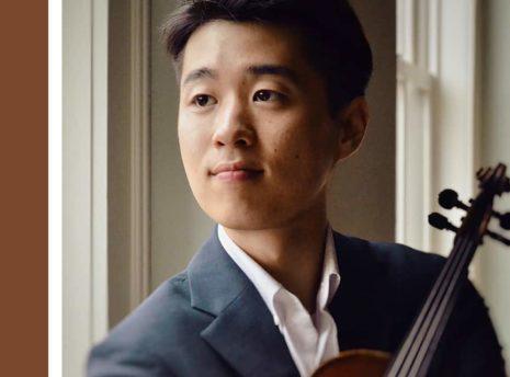 Cecilia Concerts | Classical Music | Halifax, Nova Scotia | Heemin Choi