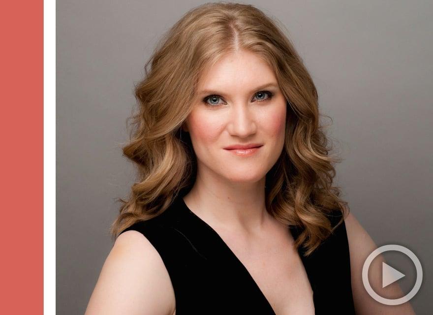 Cecilia Concerts | Classical Music | Halifax, Nova Scotia | Jane Archibald, Soprano