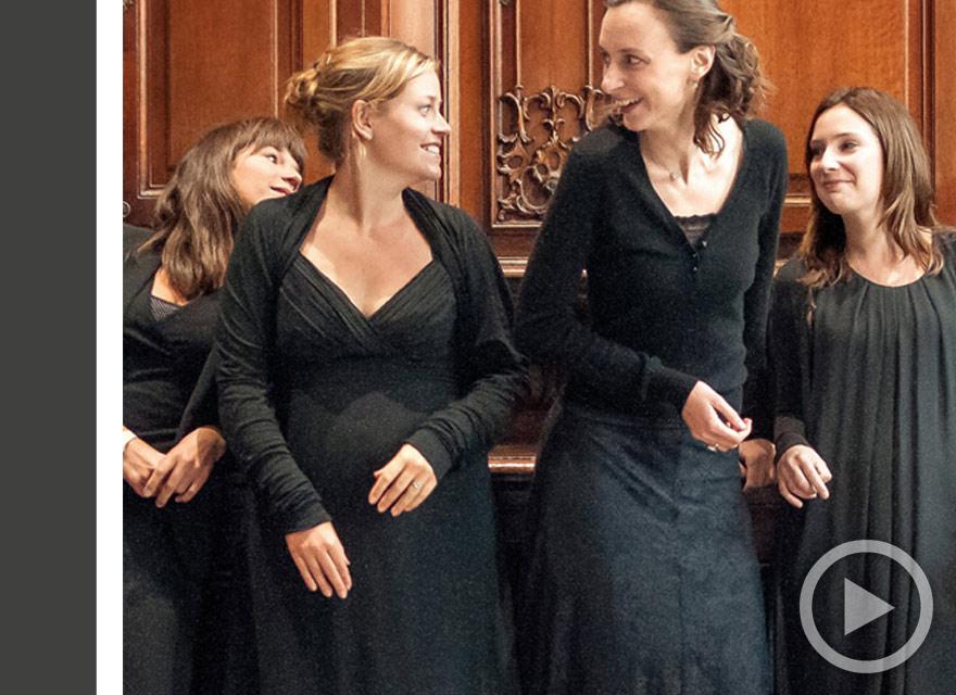 Cecilia Concerts | Classical Music | Halifax, Nova Scotia | Psallentes