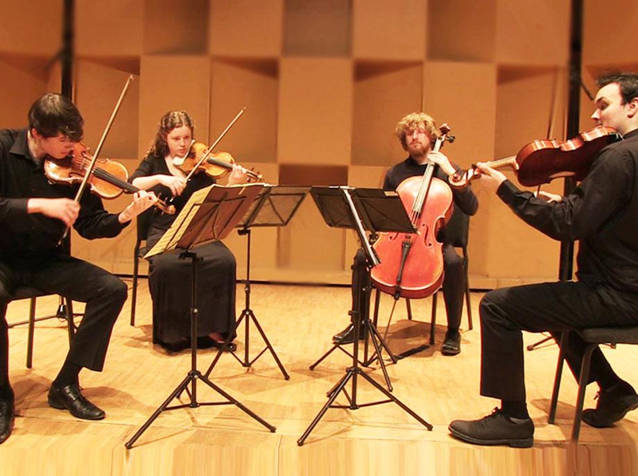 Milton String Quartet • Cecilia Concerts | Halifax, Nova Scotia
